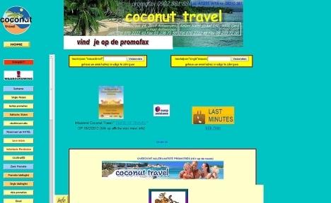 coconut travel