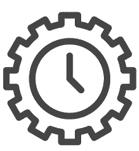 Eigene Arbeitszeitarten Icon