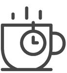 Automatische Pause Icon