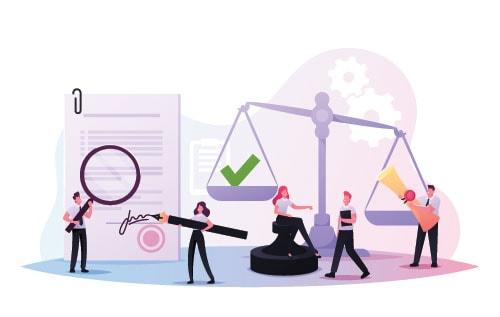 Rechte und Pflichten der Arbeitnehmer