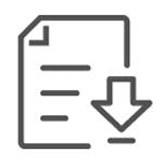 Stundenzettel Icon