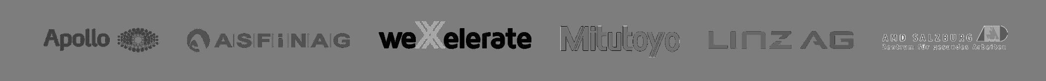 timr Kunden Logos