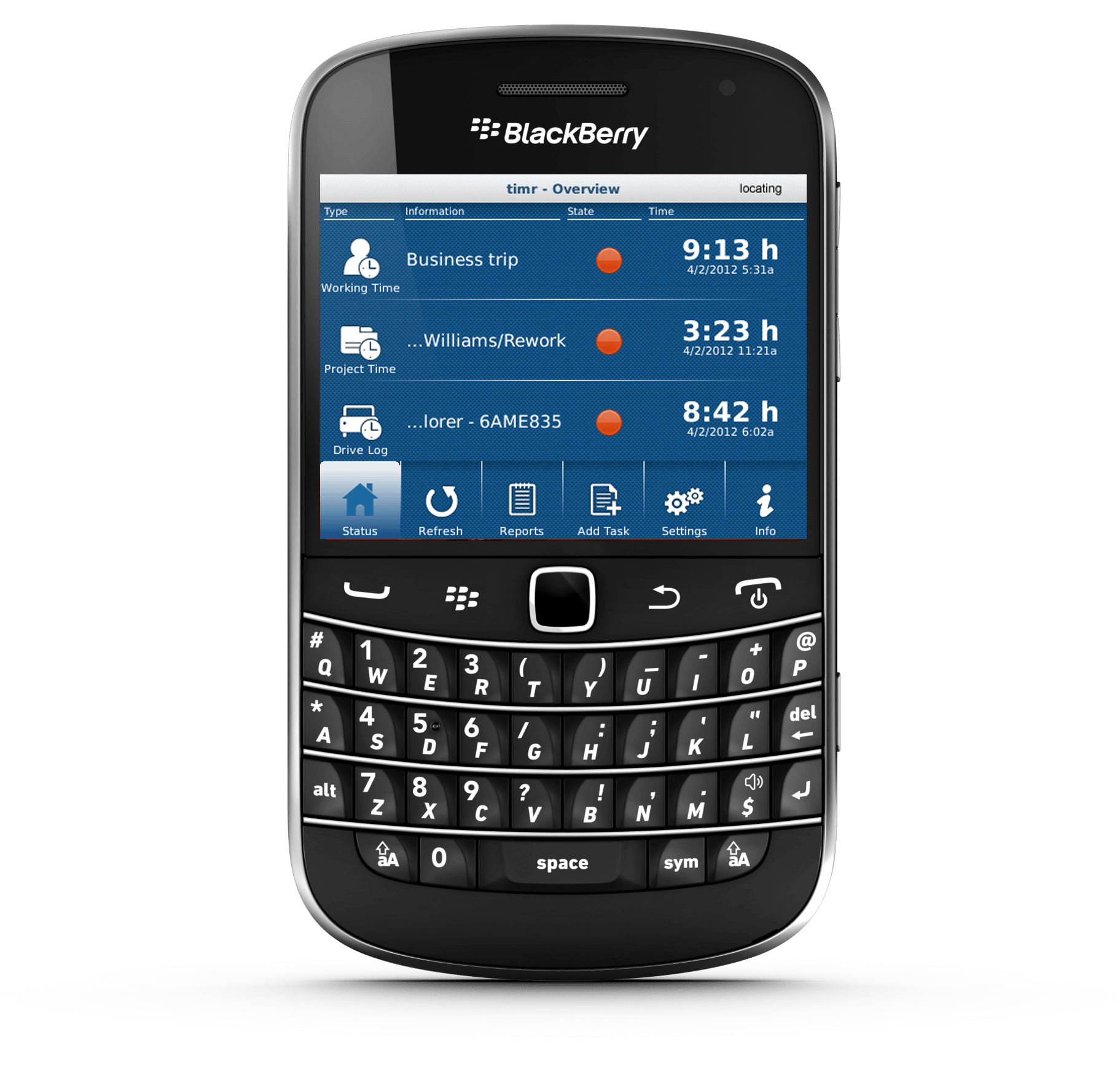 best free apps for blackberry